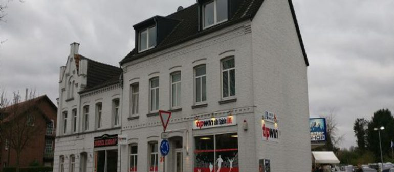 Unser Geschäft neben dem Centerschop in Kaldenkirchen
